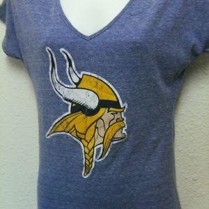 NFL Minnesota Vikings Women's Top